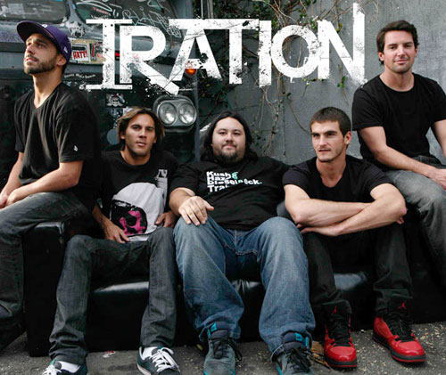 Iration at The Joint at Hard Rock Hotel