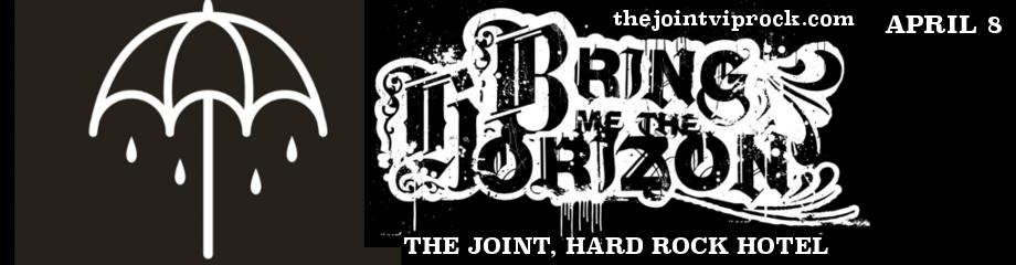 Bring Me The Horizon at The Joint at Hard Rock Hotel