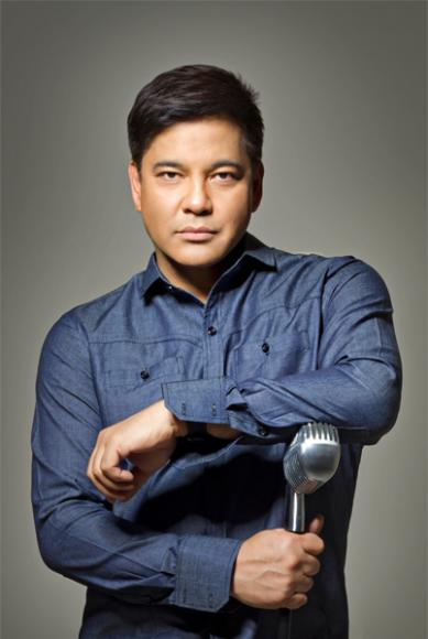 Martin Nievera at The Joint at Hard Rock Hotel