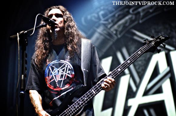 Slayer, Lamb of God & Behemoth at The Joint at Hard Rock Hotel