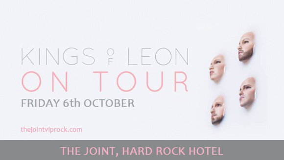 Kings of Leon & Dawes at The Joint at Hard Rock Hotel