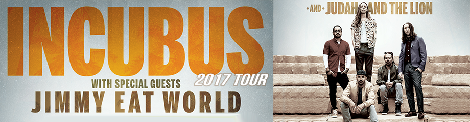 Incubus at The Joint at Hard Rock Hotel