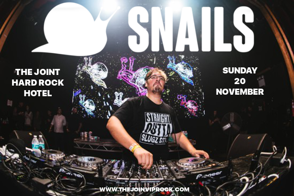 Snails at The Joint at Hard Rock Hotel