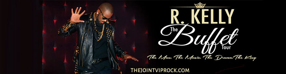 CANCELLED - R. Kelly at The Joint at Hard Rock Hotel