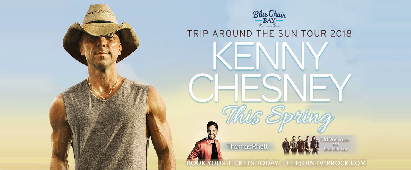 Kenny Chesney at The Joint at Hard Rock Hotel