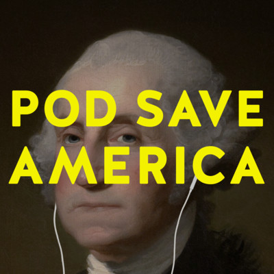 Pod Save America at The Joint at Hard Rock Hotel