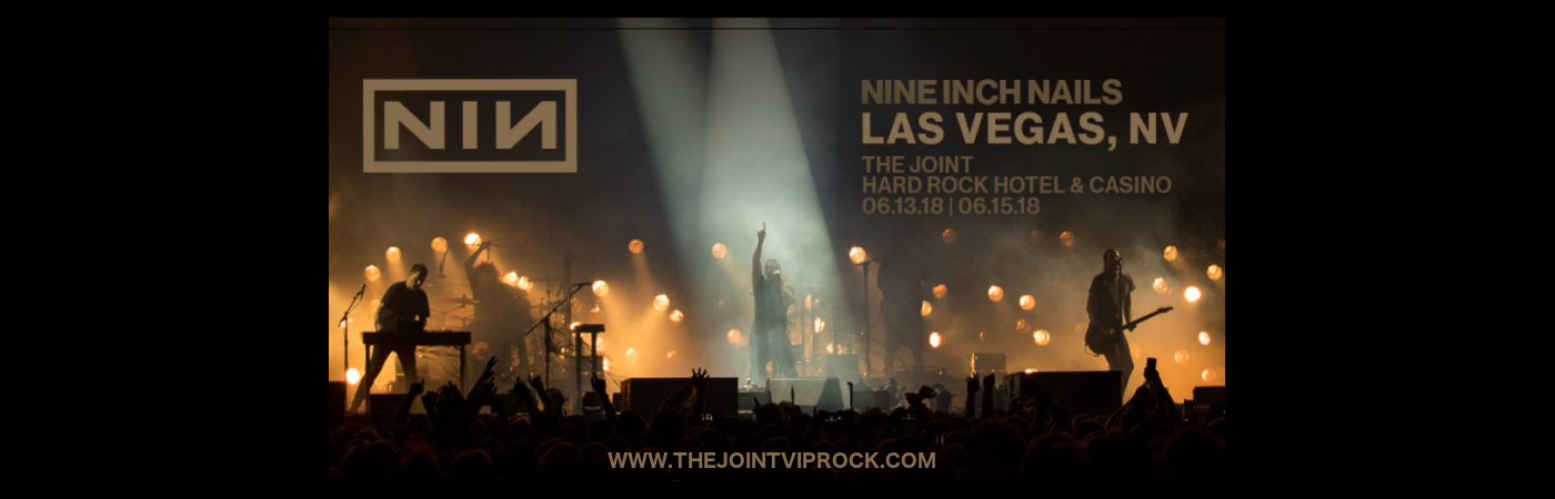 Nine Inch Nails at The Joint at Hard Rock Hotel
