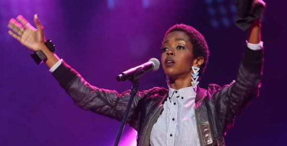 Lauryn Hill at The Joint at Hard Rock Hotel