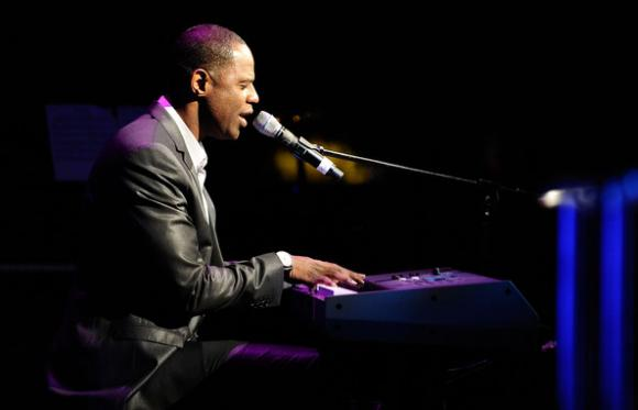 Brian McKnight at The Joint at Hard Rock Hotel