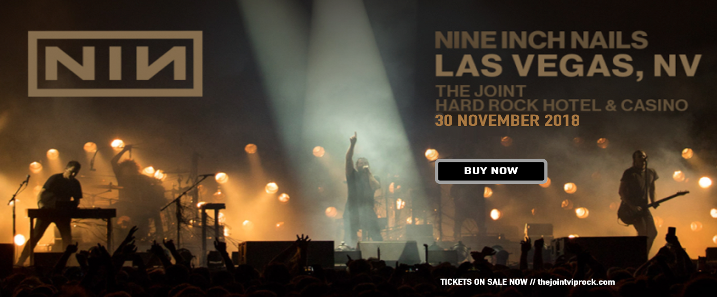 Nine Inch Nails & The Jesus and Mary Chain at The Joint at Hard Rock Hotel