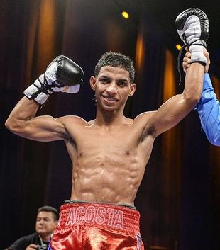 Golden Boy Fight Night: Angel Acosta vs. Abraham Rodriguez at The Joint at Hard Rock Hotel
