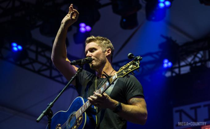 Brett Young at The Joint at Hard Rock Hotel