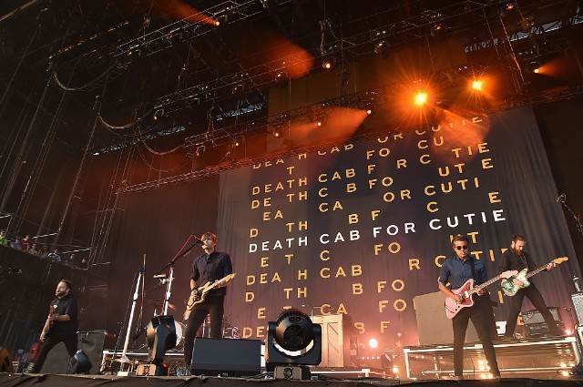 Death Cab For Cutie at The Joint at Hard Rock Hotel