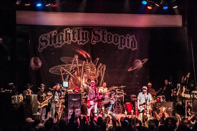 Slightly Stoopid at The Joint at Hard Rock Hotel