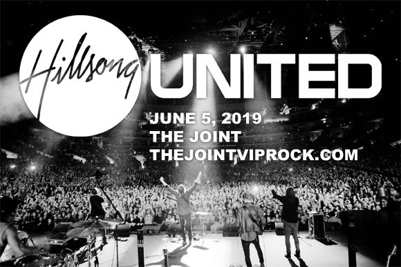 Hillsong United at The Joint at Hard Rock Hotel