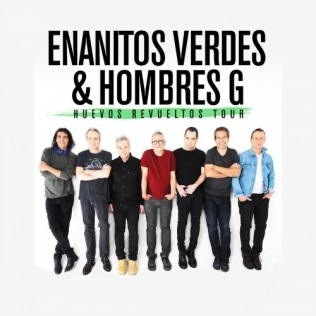 Enanitos Verdes & Hombres G at The Joint at Hard Rock Hotel