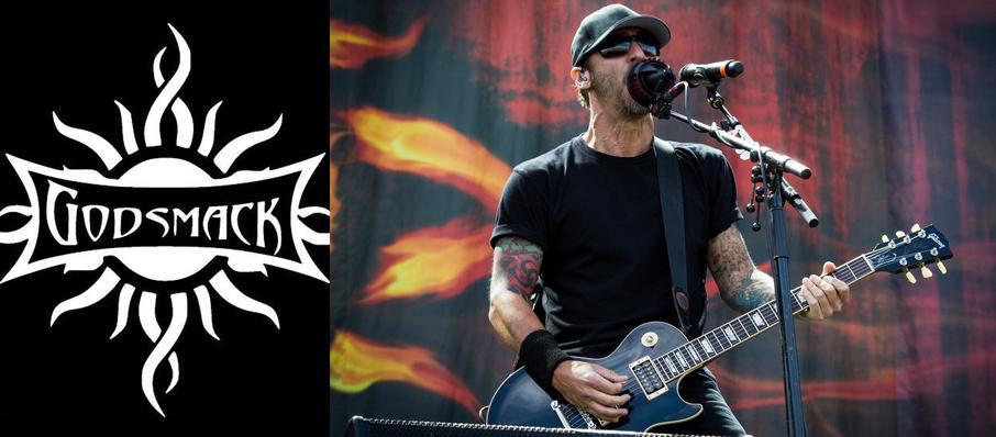 Godsmack at The Joint at Hard Rock Hotel