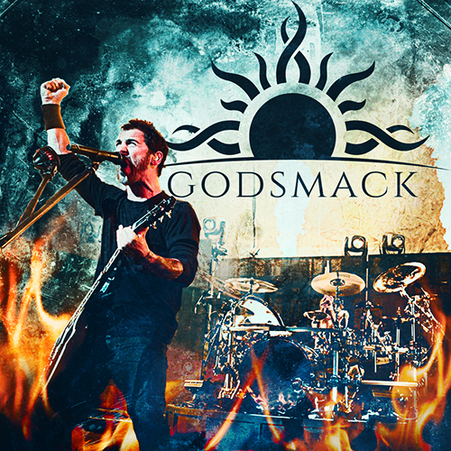 Godsmack at The Joint at Hard Rock Hotel