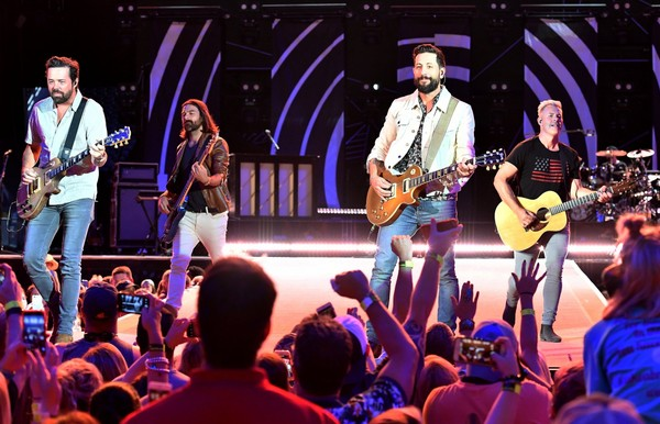 Old Dominion at The Joint at Hard Rock Hotel