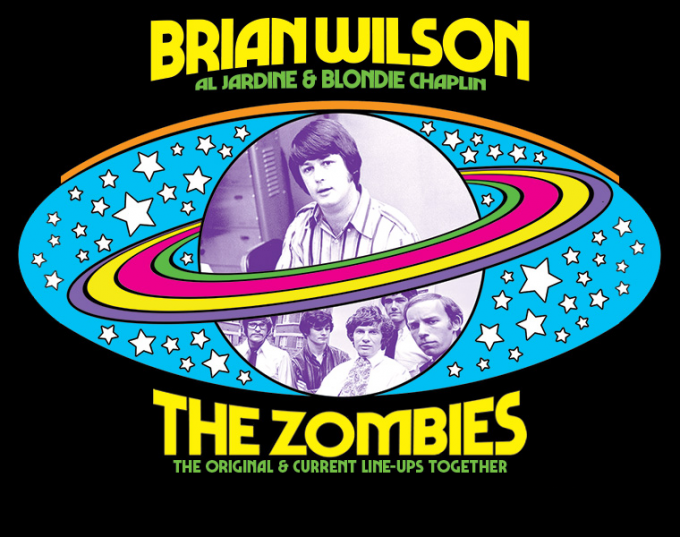 Brian Wilson & The Zombies at The Joint at Hard Rock Hotel