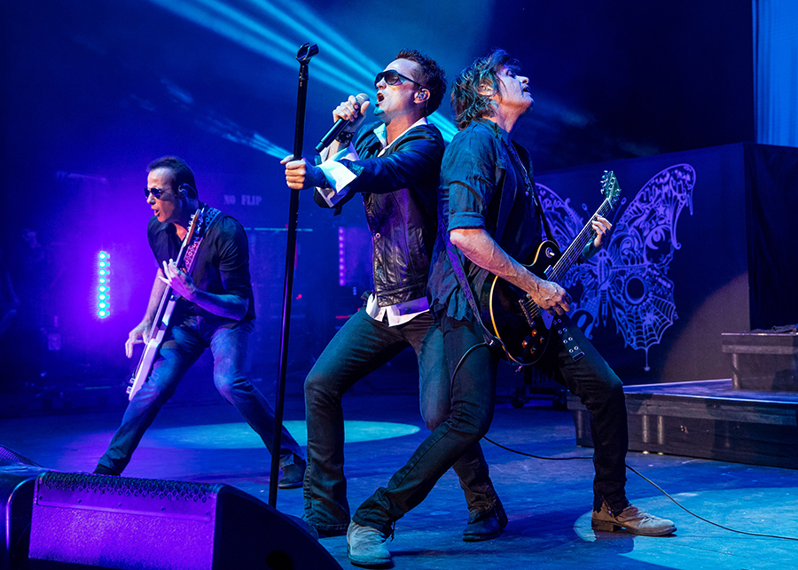 Stone Temple Pilots & Rival Sons at The Joint at Hard Rock Hotel