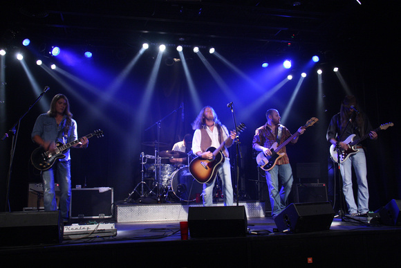 Whiskey Myers at The Joint at Hard Rock Hotel