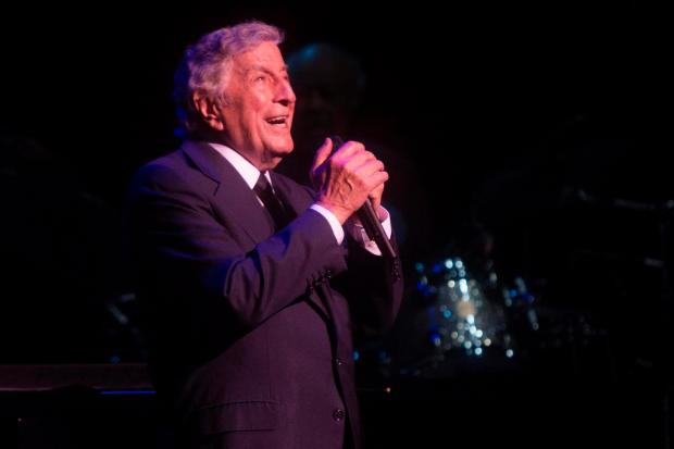 Tony Bennett at The Joint at Hard Rock Hotel