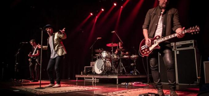 Collective Soul at The Joint at Hard Rock Hotel