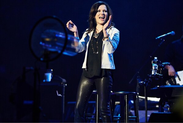 Martina McBride at The Joint at Hard Rock Hotel