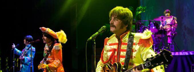 Rain - A Tribute to The Beatles at The Joint at Hard Rock Hotel