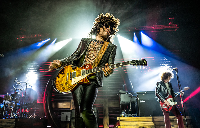 Lenny Kravitz [CANCELLED] at The Joint at Hard Rock Hotel