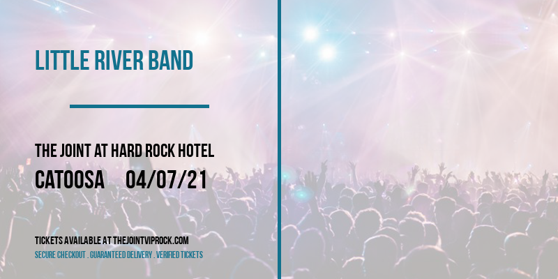 Little River Band at The Joint at Hard Rock Hotel